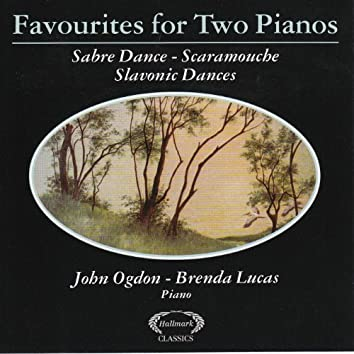 Favourites For Two Pianos