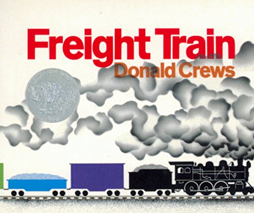 Freight Train Board Book (Caldecott Collection)の詳細を見る