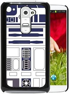 LG G2 Case,R2D2 Minimalist LG G2 Screen Shell Case,Fashion Cover