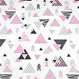 Pingianer 11,99€/m 100x160cm Dreiecke Pyramide 100%