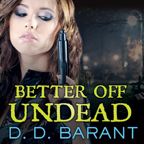 Better Off Undead audiobook cover art