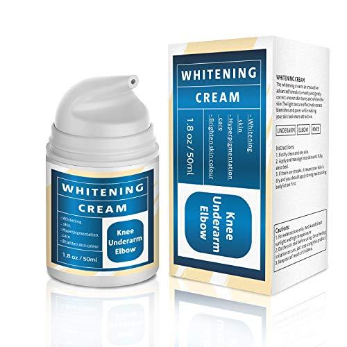 GZDOT Underarm Whitening Cream,Body Cream for Dark Elbows and Knees Lightening,crema blanqueadora para partes intimas