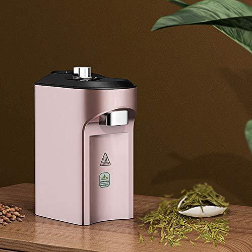 Bewinch Mini dispensador de Agua instantáneo, máquina de Agua Caliente de Bolsillo, portátil con ebullición rápida, termostato Ajustable, dispensador de Agua portátil para el hogar