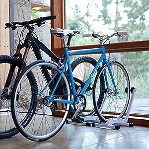 Feedback Rakk - Soporte para Rueda Trasera de Bicicleta Plata Plata Talla:Talla única