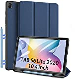 ProElite Smart Flip case Cover for Samsung Galaxy Tab S6 Lite 10.4 Inch