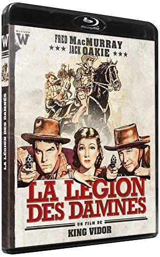 The Texas Rangers (1936) [ Origine Francese, Nessuna Lingua Italiana ] (Blu-Ray)