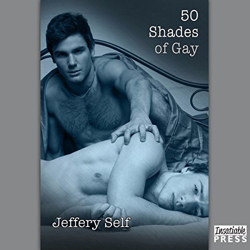 50 Shades of Gay audiobook cover art