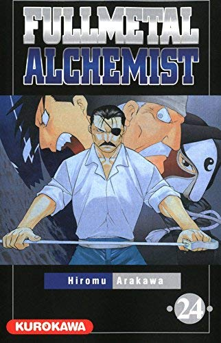 Fullmetal Alchemist, Tome 24 (French Edition) by unknown (2016-07)