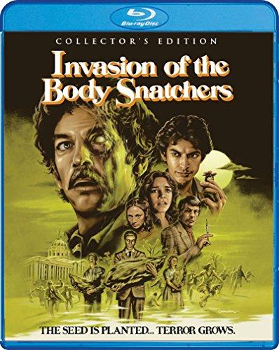 Invasion Of The Body Snatchers [Edizione: Stati Uniti] [Italia] [Blu-ray]