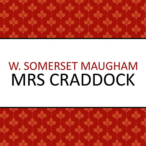 Mrs Craddock audiobook cover art