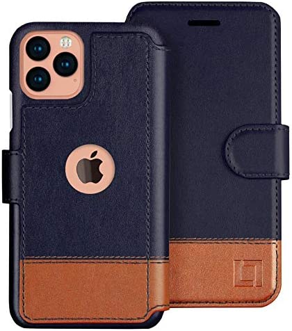 LUPA iPhone 12 Pro Max Wallet Case Slim iPhone 12 Pro Max Flip Case with Credit Card Holder product image