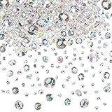 tischdeko 60 geburtstag selber machen Glänzende und schillernde Dekorationen: Acrylkristalldiamanten sehen wunderschön und glänzend aus. Streuen Sie sie dort, wo Sie eine lustige und festliche Party-Atmosphäre schaffen möchten