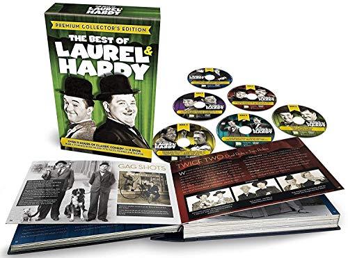 The Best of Laurel & Hardy (Premium Collectors Edition)