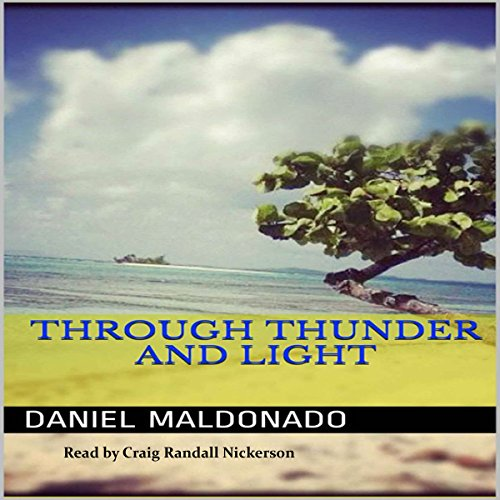 Through Thunder and Light audiobook cover art
