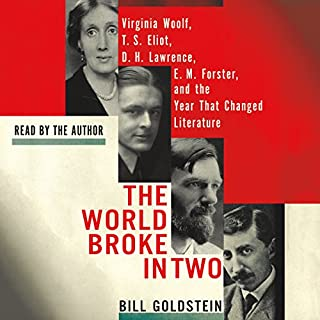 The World Broke in Two cover art