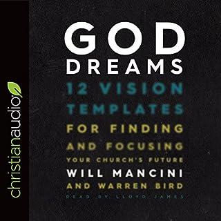 God Dreams audiobook cover art