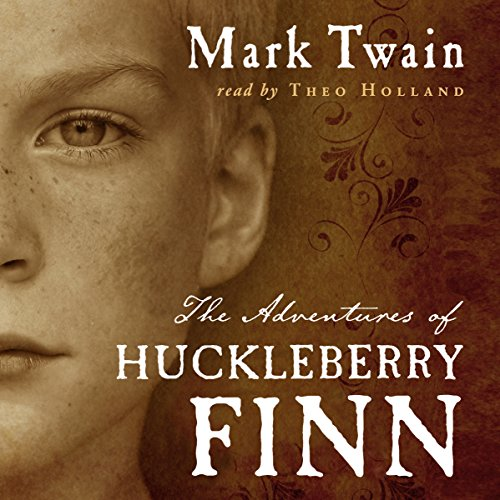 The Adventures of Huckleberry Finn                   By:                                                                                                                                 Mark Twain,                                                                                        American Renaissance Books                               Narrated by:                                                                                                                                 Theo Holland                      Length: 10 hrs and 9 mins     Not rated yet     Overall 0.0