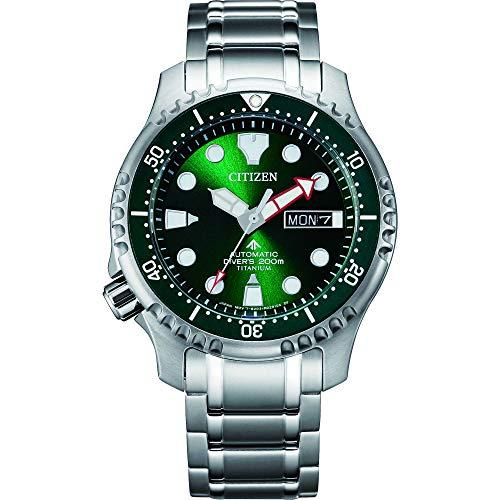 orologio solo tempo uomo Citizen Promaster casual cod. NY0100-50X
