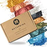 MEYSPRING Two Tone Collection - Mica Powder for Epoxy Resin - Pigment Powder Set...