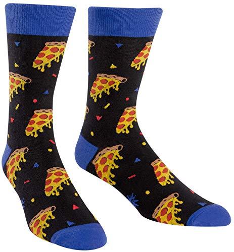Sock It To Me Herren-Crew Socken - Pizza Party