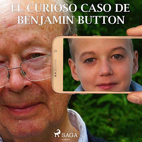 Diseño de la portada del título El curioso caso de Benjamín Button
