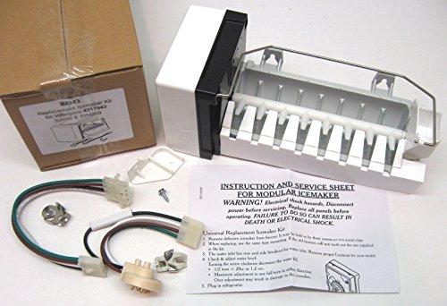 KCHEX IM943 Refrigerator Icemaker Kitchenaid Roper 626633 626636