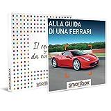 SMARTBOX - Cofanetto regalo uomo - idee regalo originale - Esperienza di guida sportiva su Ferrari