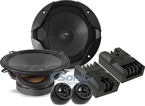 Learn More About JBL GT7-5C 5-1/4″ 2-Way GT7-Series Component Speaker Pair System