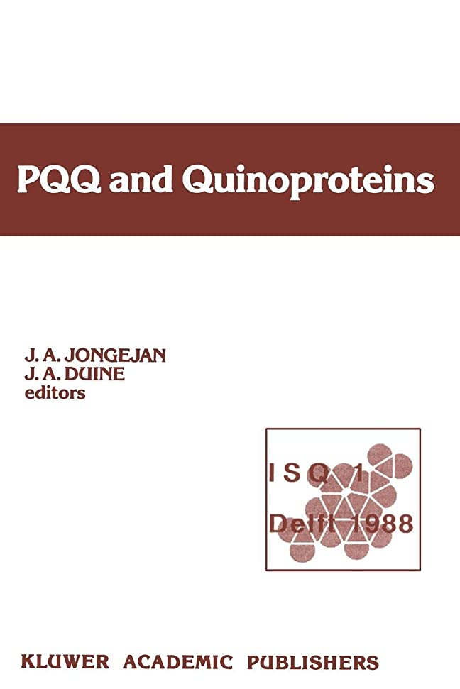 エトナ山電気の言及するPQQ and Quinoproteins: Proceedings of the First International Symposium on PQQ and Quinoproteins, Delft, The Netherlands, 1988