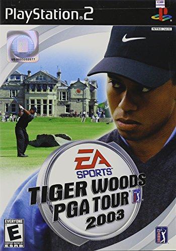 Electronic Arts Tiger Woods PGA Tour 2003, PS2