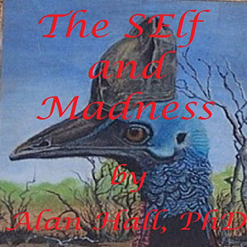 The Self and Madness audiobook cover art