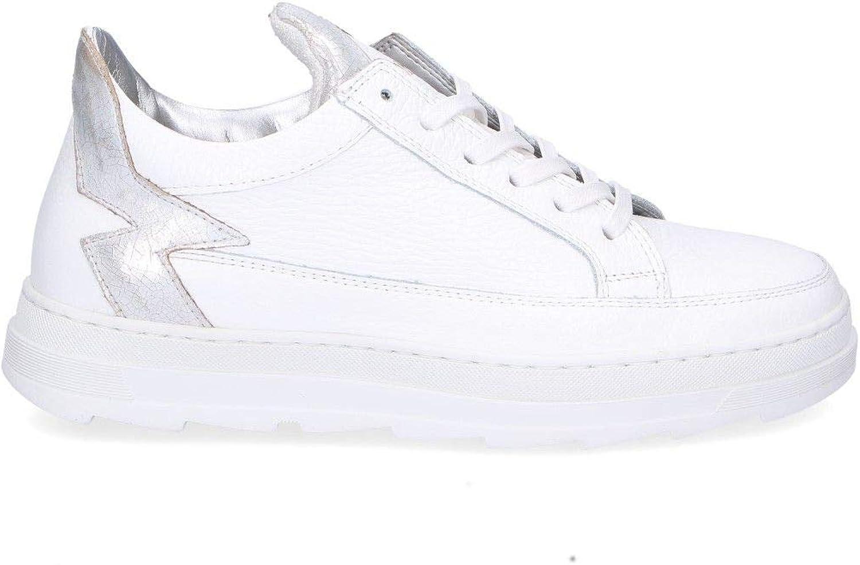 MOHAI Woherrar KEROvit KEROvit KEROvit vit läder skor  är diskonterad