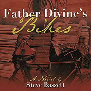 Father Divine's Bikes audiobook cover art