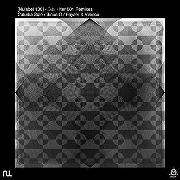 ITER001 EP (Remixes)