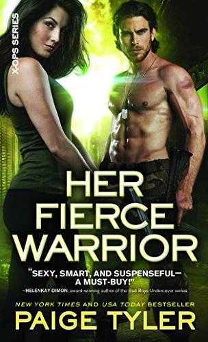 Her Fierce Warrior (X-Ops, Band 4)