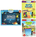 Product 1: Write and wipe activity mats which build core skills through fun learning methodologies Product 1: 12 Highly engaging and repeatable activities Product 1: Includes 6 double-sided activity mats, 1 skilly billy magnetic pen, 1 duster cloth a...