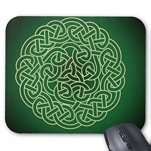 BGLKCS Celtic Knot - Put Your Irish On! Mouse Pad