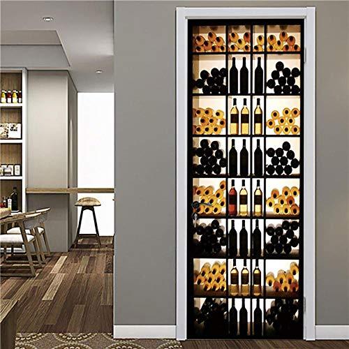 vinoteca de pared de la marca UIMXYZD