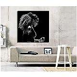 chtshjdtb Serena Williams Poster Musikalbum Poster Art