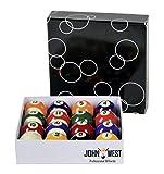 John West bolas de billar 57mm