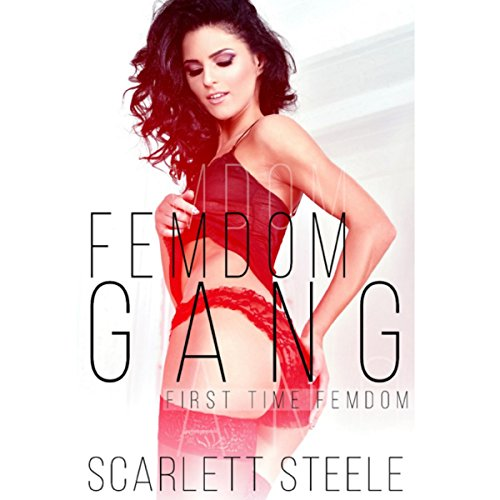 Femdom Gang audiobook cover art