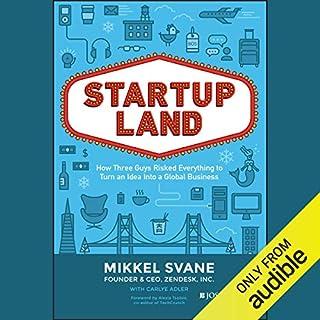 Startupland cover art