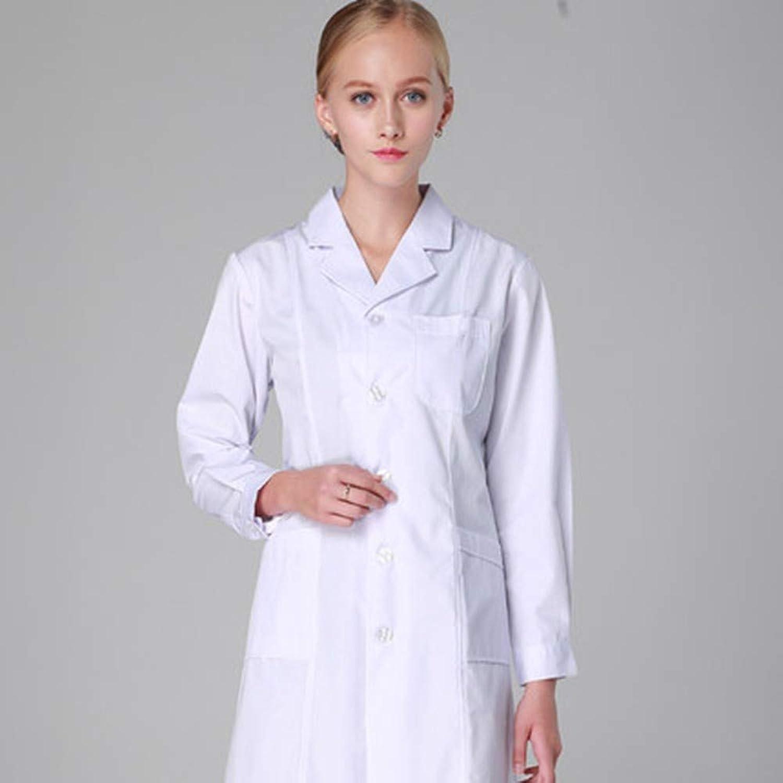 QZHE Medical uniform Medizinisches Kleidungs-Doktorkleid Der Medizinischen Kleidung des Medizinischen Laborkittels Der Medizinischen Uniform B07K5N5KPB  Wirtschaft