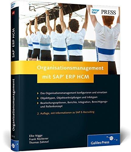 Organisationsmanagement mit SAP ERP HCM (SAP PRESS) by Elke Nigge (2014-12-22)