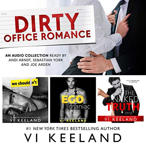 Dirty Office Romance cover art