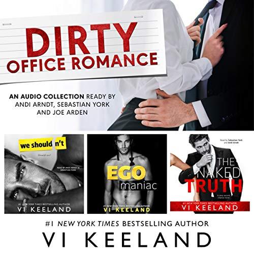 『Dirty Office Romance』のカバーアート
