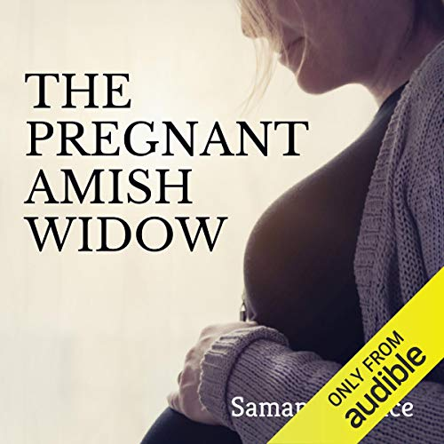 Page de couverture de The Pregnant Amish Widow