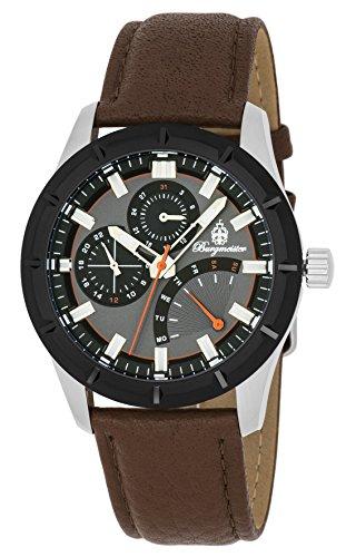Burgmeister reloj de caballero de cuarzo Thunder Bay, BM540-125
