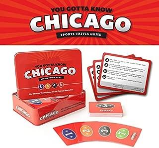 You Gotta Know Chicago - Sports Trivia Game