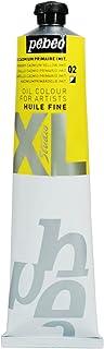 Pébéo 200002 Studio XL - Pintura al óleo (200 ml), Color Amarillo cadmio